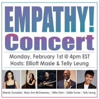 Mandy Gonzalez and Telly Leung to Perform in 27th Empathy Concert Photo