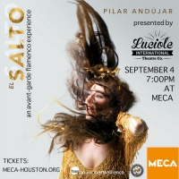 Luciole International Theatre In Partnership With Meca Presents Pilar Andújar In Concert Photo