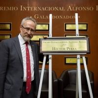 El Premio Alfonso Reyes Genera Una Hermandad Dediálogo En La Diversidad De Culturas Photo
