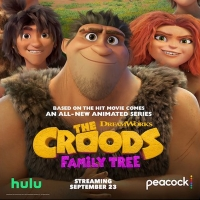 THE CROODS: FAMILY TREE Coming to Hulu and Peacock September 23 Photo