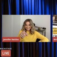 VIDEO: Jennifer Nettles Talks New Album, Previews 'It All Fades Away' on Backstage LIVE