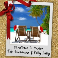 T.G. Sheppard and Kelly Lang Release Playful Christmas Song and Video 'Christmas in M Photo