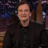 VIDEO: Quentin Tarantino Talks GOLDEN GIRLS and RESERVOIR DOGS on THE TONIGHT SHOW WITH JIMMY FALLON