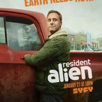 VIDEO: Watch the Trailer for RESIDENT ALIEN on SYFY