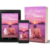 Shelley Kassian Releases New Contemporary Romance 'A Sea For Summer' Photo