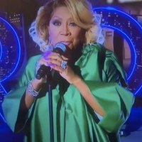 VIDEO: Patti LaBelle Performs 'America To Me' on ONE NIGHT ONLY: THE BEST OF BROADWAY Photo