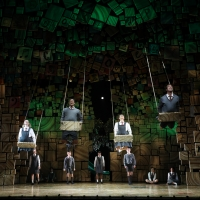 BWW Review: MATILDA THE MUSICAL Stirs Hearts and Minds with Royal 'Bratness' and Woke Photo