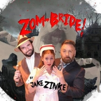 Jake Zinke of ZOM-BRIDE at St. Dunstan's Theatre says Join in on the Laughs, Voodoo Magic, & Zombies!
