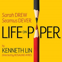 Audio Recording of LIFE ON PAPER Starring Sarah Drew and Seamus Dever Now Available T Photo