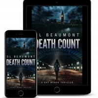 SL Beaumont Releases New Financial Crime Thriller DEATH COUNT Photo