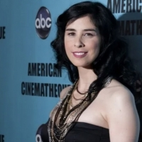 Sarah Silverman Stands With Group Protesting the Sale of the Tower Theatre to an Anti Photo