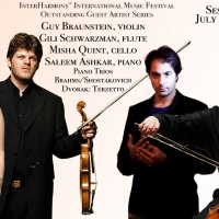Pianist Saleem Ashkar Joins InterHarmony Festival In Italy And Germany Photo