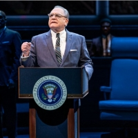 BWW Review: Robert Schenkkan's THE GREAT SOCIETY Takes On The Last Four Years of LBJ's Presidency