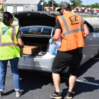 Musically Fed Provides Over 22,000 Meals For Nashville Event Workers And Non-Profits Photo