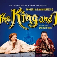 THE KING AND I Comes to The King's Photo