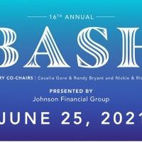 Marcus Performing Arts Center Announces BASH 2021 Photo