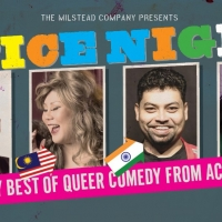 SPICE NIGHT - Trailblazing Queer Comedy From Across Asia Will Tour Australia