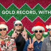 Gold Record Share New Holiday Single 'Candy Cane' Photo