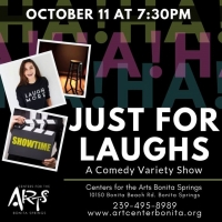 Just For Laughs Announces Line-up For October 11