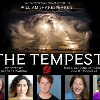 The Oak Park Festival Theatre Announces THE TEMPEST Photo
