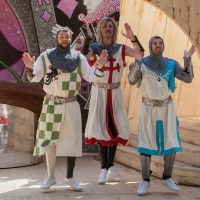 BWW Review: SPAMALOT, FINLAND at Tornava's Summer Theater Photo