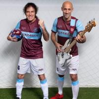 Iron Maiden & West Ham United Announce Collaboration Photo