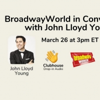 Richard Ridge to Chat with John Lloyd Young on the Clubhouse App Photo