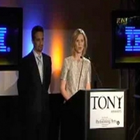 BWW TV: Broadway Beat - 2009 Tony Nominations Announcement