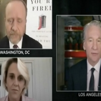 VIDEO: Bill Maher Talks With Paul Begala and Meghan Daum About the Use of the Clinton Photo