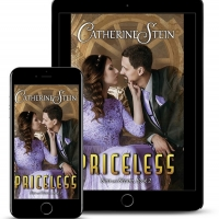Catherine Stein Releases New Steampunk Romance PRICELESS Photo