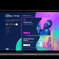 HBO's HUMAN BY ORIENTATION Launches Digital 'Pride' Site Photo