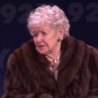 Video Flashback: Hilarious One-Liners From Elaine Stritch Photo