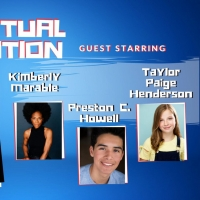 VIDEO: Kimberly Marable, Preston C. Howell, and Taylor Paige Henderson Guest Star On THE EARLY NIGHT SHOW With Joshua Turchin