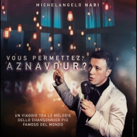 BWW Review: VOUS PERMETTEZ AZNAVOUR?  al TEATRO DEGLI EROI Photo