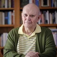 Playwright Alan Ayckbourn Releases First Novel, THE DIVIDE Photo