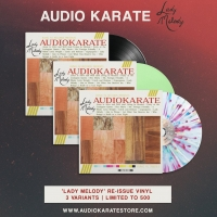 Audio Karate Limited Run Of Remastered LADY MELODY On Vinyl Available Now Photo