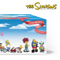 THE SIMPSONS: The Complete Seasons 1-20 Limited Edition Available on DVD Dec. 3