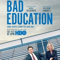 BAD EDUCATION, Starring Hugh Jackman And Allison Janney, Debuts April 25 Photo
