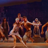 VIDEO: Watch the 'Simcha' Scene From THE PRINCE OF EGYPT Photo