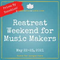 golden lotus studio creates Retreat Weekend For Music Makers Photo