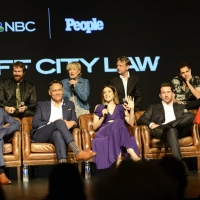 BWW TV: The Cast of NBC's BLUFF CITY LAW Opens Up About Stage Vs. Screen