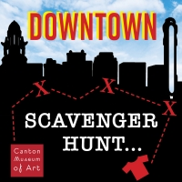 Downtown Canton Scavenger Hunt Starts June's First Friday At CMA! Photo