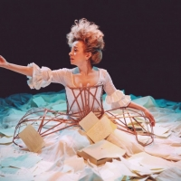 Sylvia Milo of THE OTHER MOZART at Bickford Theater At Morris Museum