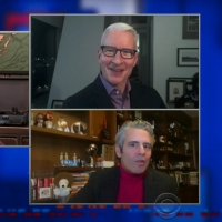 VIDEO: Anderson Cooper & Andy Cohen Talk New Year's Eve on THE LATE SHOW Video