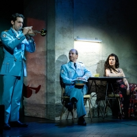 BWW Review: THE BAND'S VISIT Brings a Breathtaking 'Something Different' to the Winspear Opera House