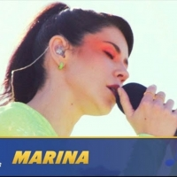 VIDEO: MARINA Performs 'Venus Fly Trap'