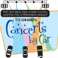 The Grand Announces Second Drive-in Concert Photo