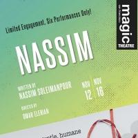 Magic Theatre Announces Performers For Nassim Soleimanpour's NASSIM