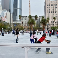 The Bai Holiday Ice Rink Pershing Square Returns for its 22nd Anniversary Season Photo