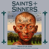 Saints + Sinners LGBTQ Literary Festival A Program of the Tennessee Williams & New Orleans Literary Festival Announced